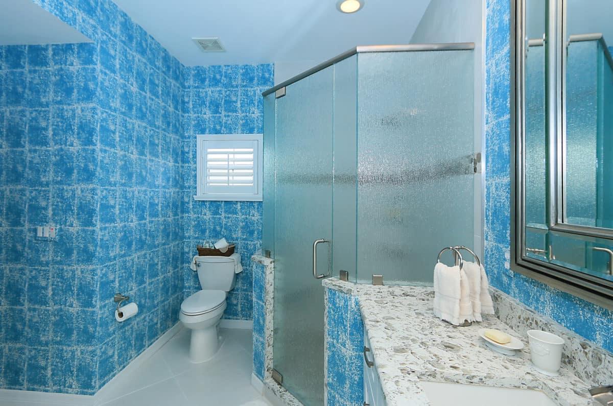 Custom Bathroom Cabinets - Mark Hevier Enterprises Top Solution Inc