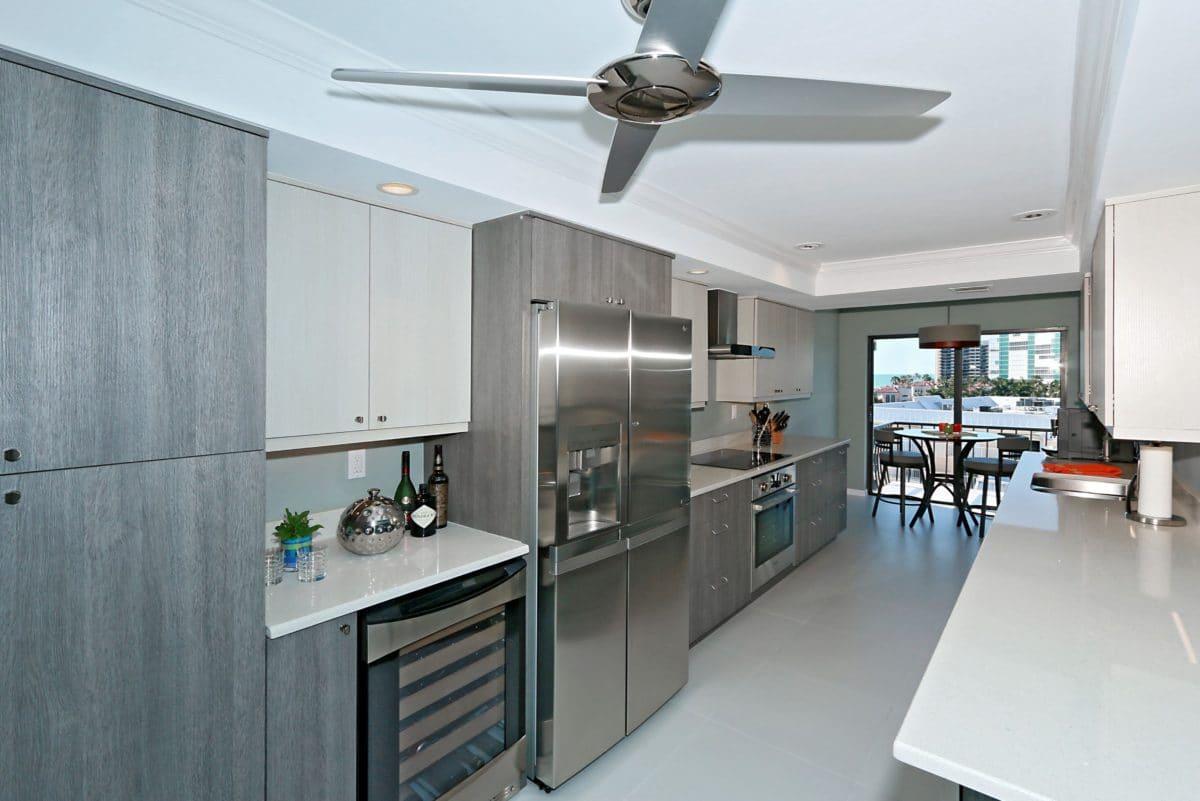 Custom Kitchen Cabinets - Mark Hevier Enterprises Top ...